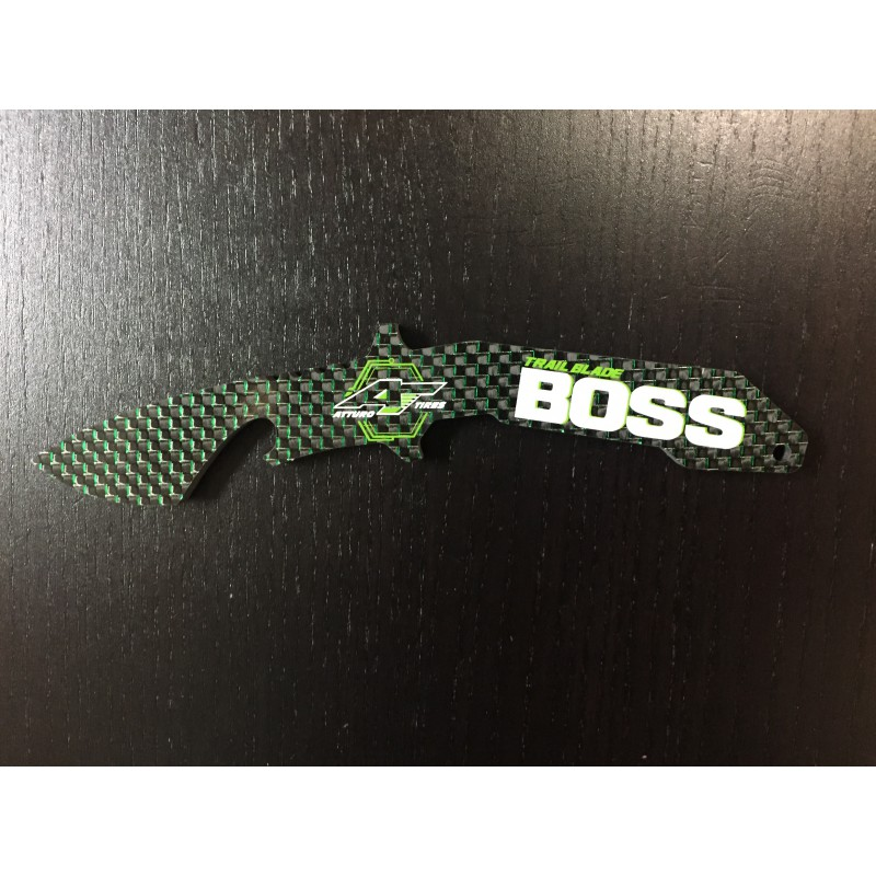 ATTURO TIRE - CARBON FIBER BOSS BOTTLE OPENER