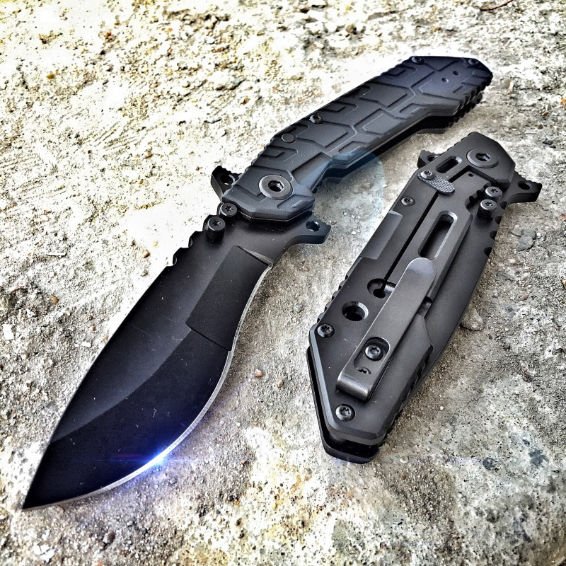 Quartermaster BOSS QSA-1 Knife
